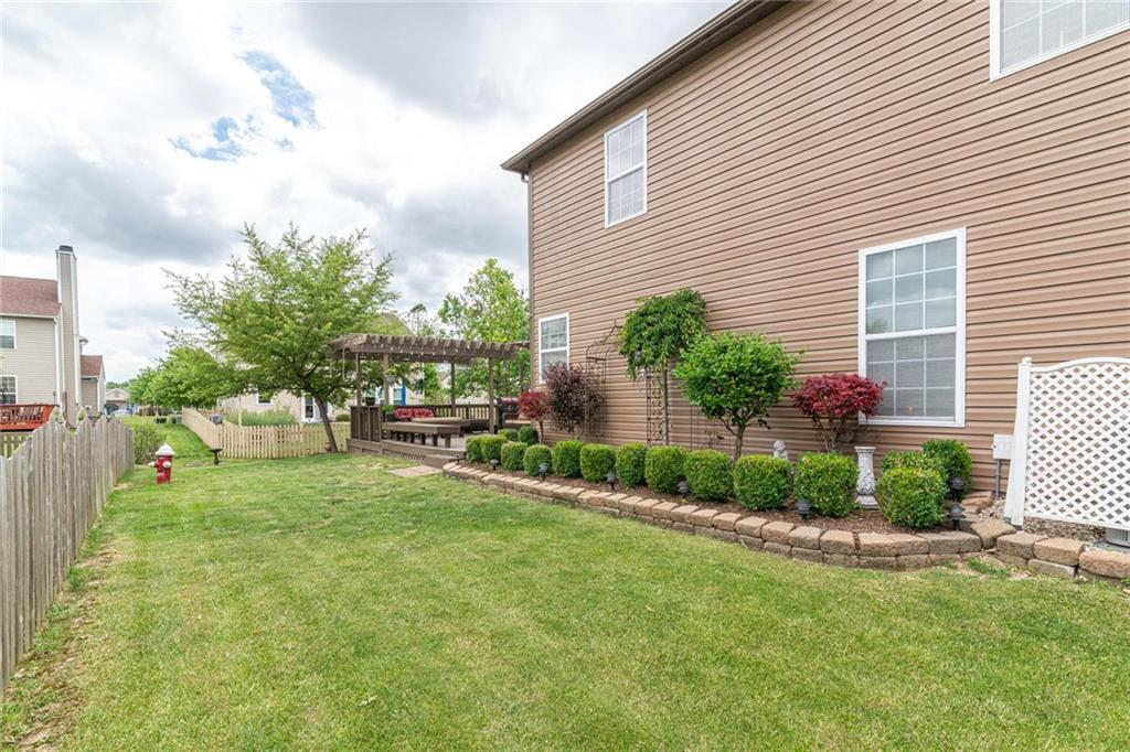 11129 E Sanders Drive, Fishers, IN 46038 image #7