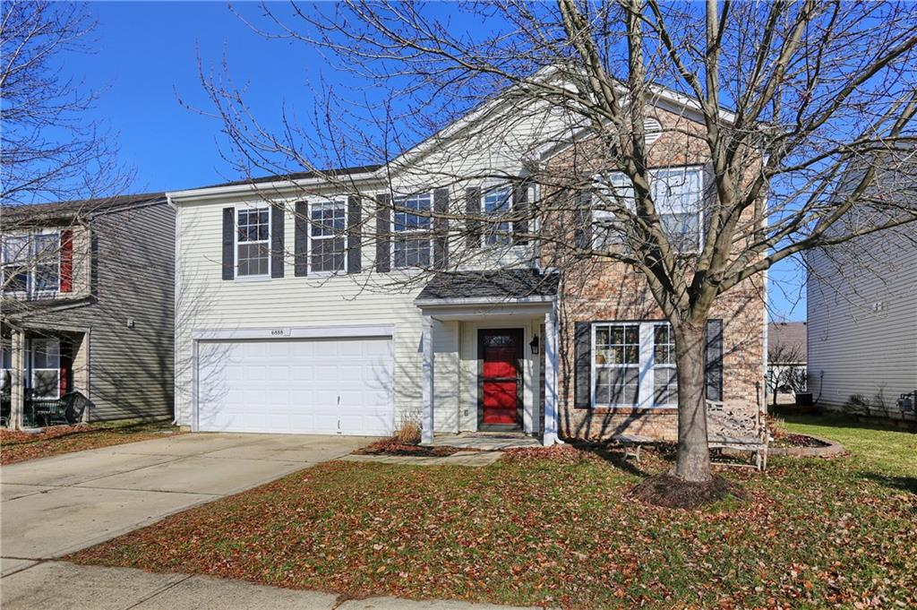 6888 Woodland Heights Drive, Avon, IN 46123 image #1