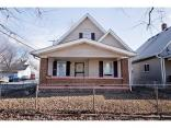 301 South Holmes S Avenue, Indianapolis, IN 46222