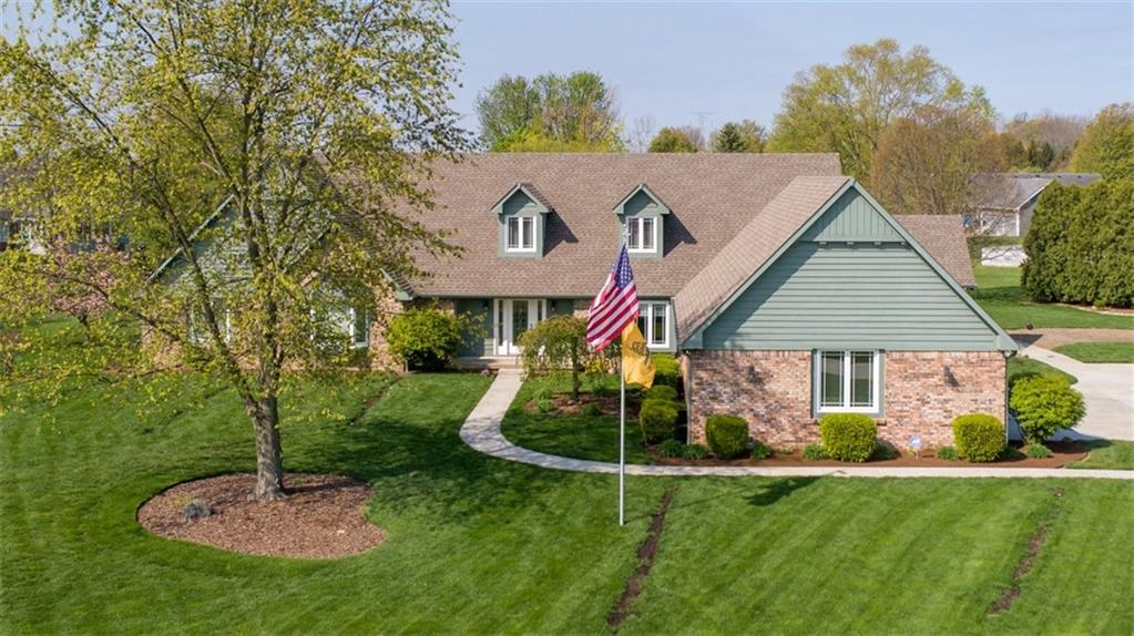 12381 Sunrise Drive, Indianapolis, IN 46229 image #1