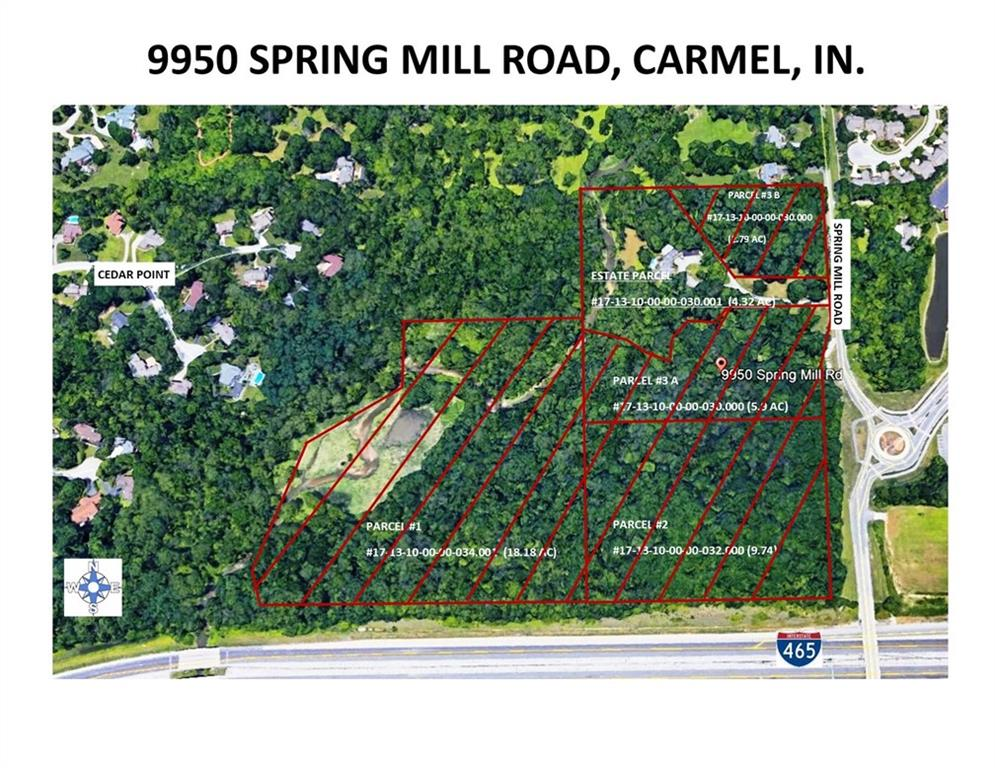 9950 N Spring Mill Road, Indianapolis, IN 46290 image #42