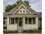 1302 Ringgold Avenue<br />Indianapolis, IN 46203