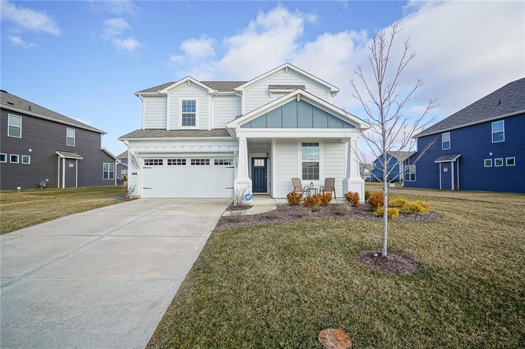 15398 S Forest Glade Drive, Fishers, IN 46037 image #1