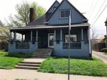 107 West College Street<br />Crawfordsville, IN 47933