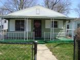 2185 White Avenue<br />Indianapolis, IN 46202