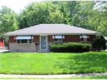 613 South 4th  Avenue, Beech Grove, IN 46107
