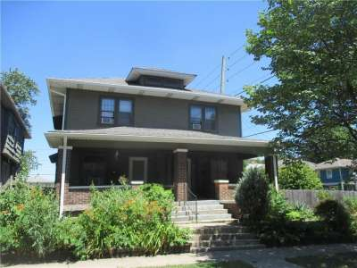 1430~2D1432 Sturm Avenue, Indianapolis, IN 46201