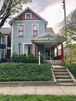 2036 North Talbott Street<br />Indianapolis, IN 46202