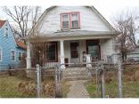 1502 West 27th  Street, Indianapolis, IN 46208