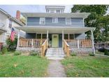 3301  Central  Avenue, Indianapolis, IN 46205