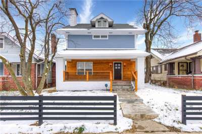 2958 N Washington Boulevard, Indianapolis, IN 46205