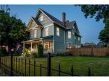 2143 North Delaware Street<br />Indianapolis, IN 46202