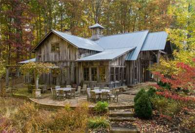 0 W Serenity Lake Barn, Nashville, IN 47448