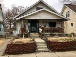 406 North Dequincy Street, Indianapolis, IN 46201