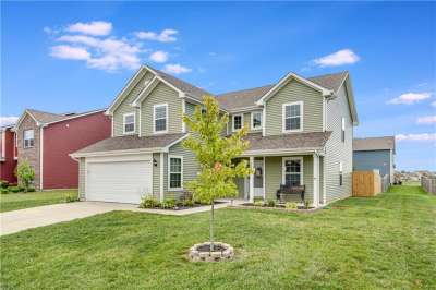 2229 S Jaybird Drive, Greenfield, IN 46140