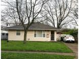 8307 Harrison Drive, Indianapolis, IN 46226