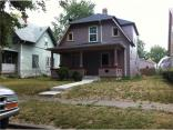 121 North Gladstone, Indianapolis, IN 46201