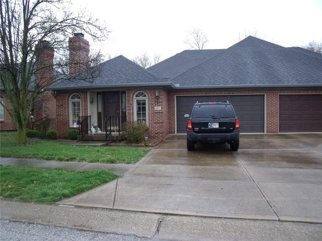 247 Andrews Boulevard East Drive Plainfield In M S Woods