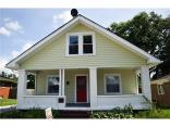 1235 East Perry Street, Indianapolis, IN 46227