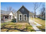 737 North Belleview  Place, Indianapolis, IN 46222
