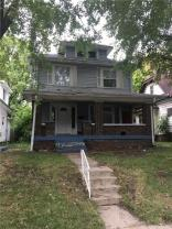 1134 North Kealing Avenue, Indianapolis, IN 46201