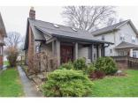 4736  Broadway  Street, Indianapolis, IN 46205