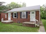 4330 Crittenden Avenue, Indianapolis, IN 46205