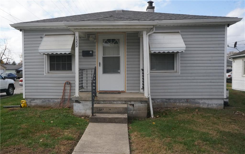 1202 N Groff Avenue Indianapolis, IN 46222