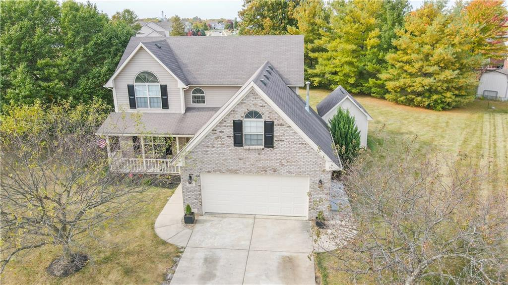 904 S Windhaven Court New palestine, IN 46163