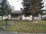 5323 West Hill  Drive, Indianapolis, IN 46226