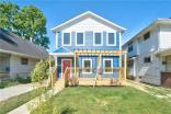 606 North Beville Avenue, Indianapolis, IN 46201