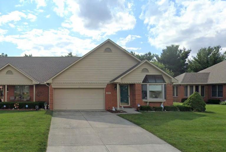 2784 S Colony Lake West Drive Plainfield, IN 46168