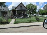 206 North Beville  Avenue, Indianapolis, IN 46201