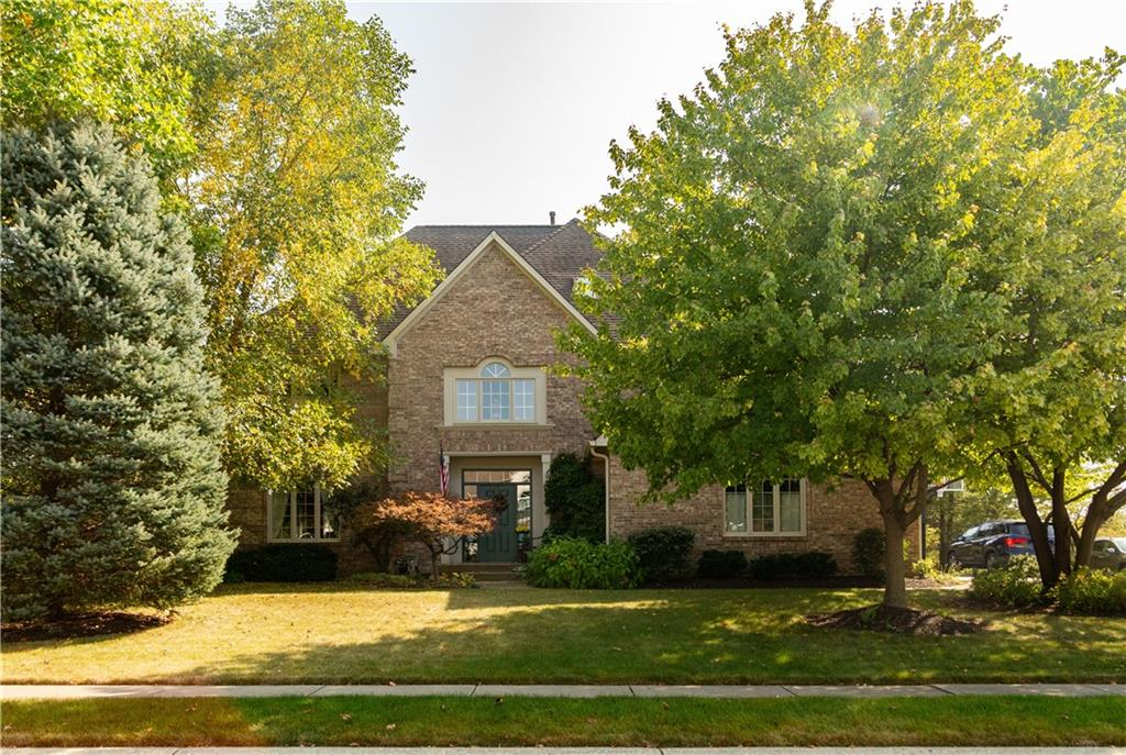 4307 W Worchester Court, Carmel, IN 46033 image #1