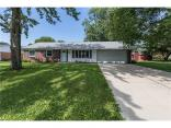 7842 Delbrook Drive, Indianapolis, IN 46260