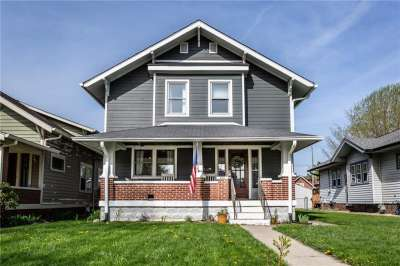 726 N Riley Avenue, Indianapolis, IN 46201