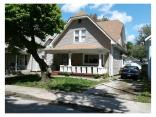 283 North Tremont Street, Indianapolis, IN 46222