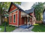 1657 North Talbott  Street, Indianapolis, IN 46202