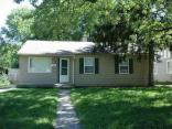 3511 North Butler Avenue<br />Indianapolis, IN 46218