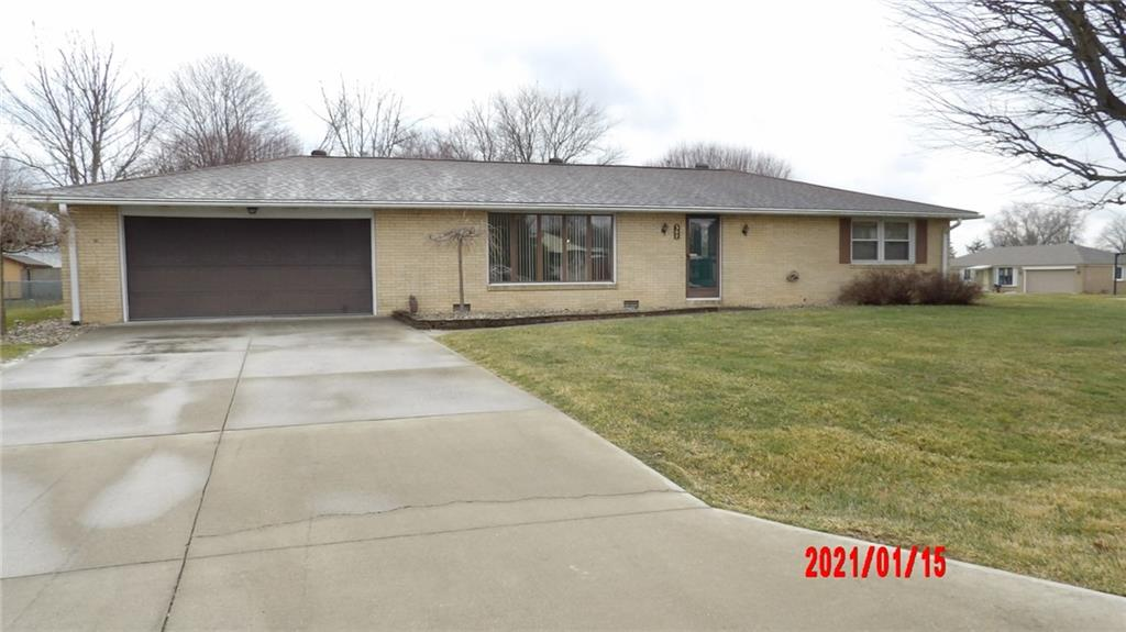 307 Winding Way Street Frankton, IN 46044