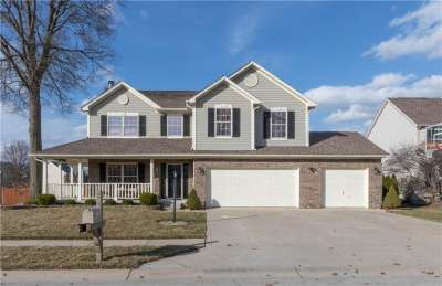 1234 Black Oak Circle, Greenwood, IN 46143