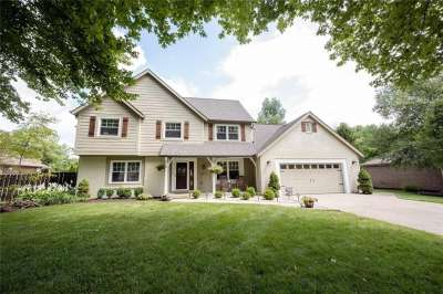 3877 S Creekside Drive, New Palestine, IN 46163