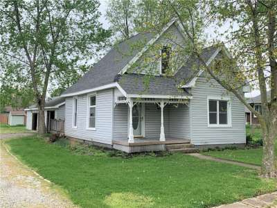 214 E Water Street, Linden, IN 47955
