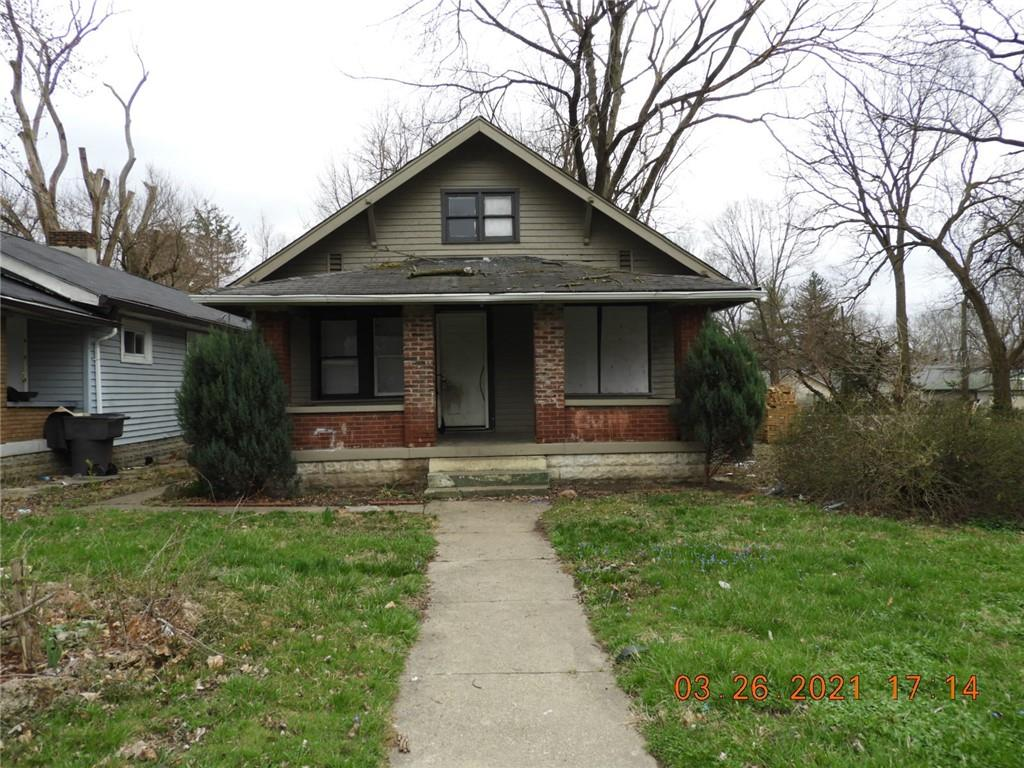 1217 W 33rd Street Indianapolis, IN 46208