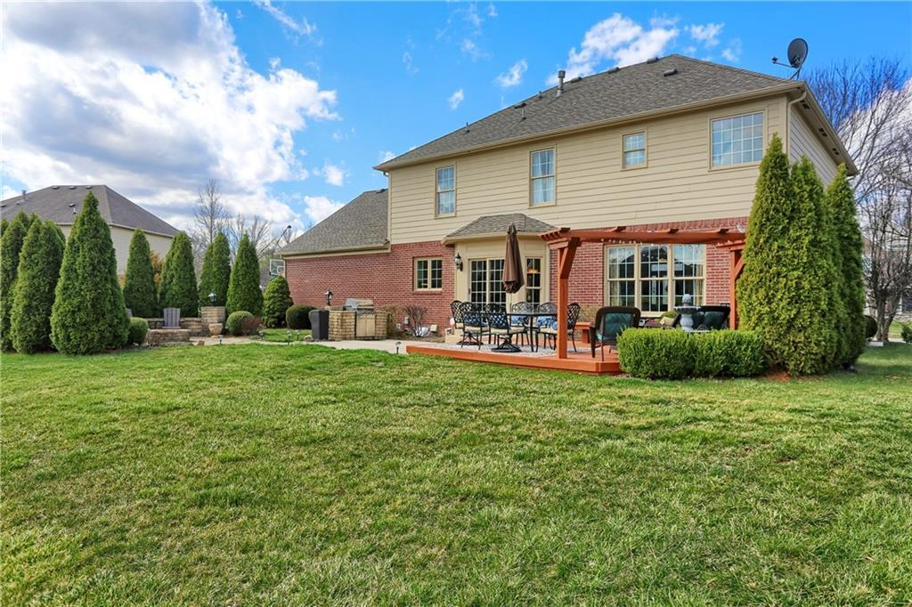 4233 Dartmoor Drive, Greenwood, IN 46143 image #29