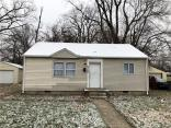 4744 East 33rd Street<br />Indianapolis, IN 46218