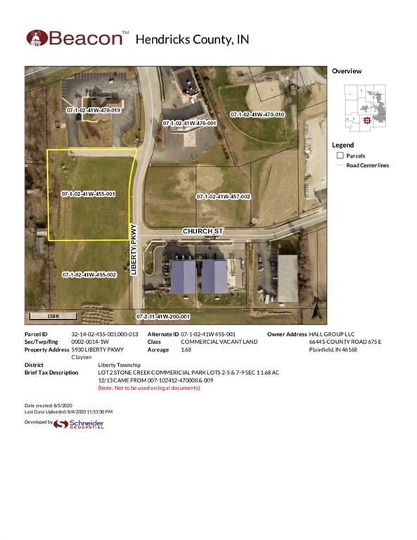 5930 N Liberty Parkway, Clayton, IN 46118 image #0