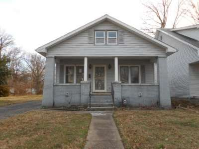 418 S New York Avenue, Evansville, IN 47714