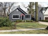 5115 North Kenwood  Avenue, Indianapolis, IN 46208