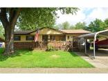 5332  Norcroft  Drive, Indianapolis, IN 46221